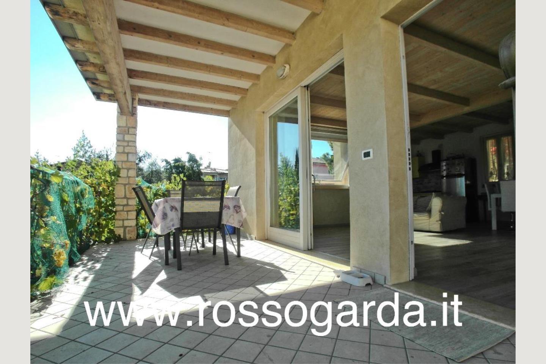 Villa Bifamiliare vendita Padenghe terrazzo