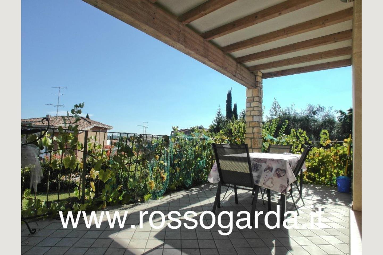 Villa Bifamiliare vendita Padenghe terrazza vista