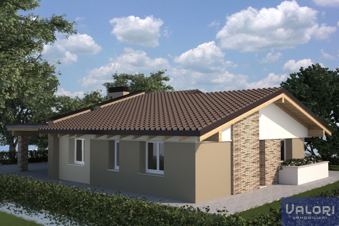 SOLAROLO /  Ampio lotto di terreno residenziale edificabile di complessivi 1.813 mq.