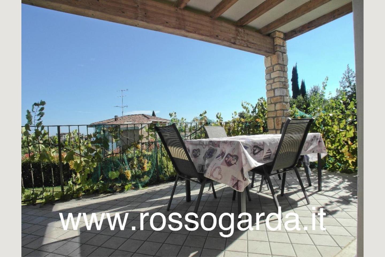 Villa Bifamiliare vendita Padenghe terrazza