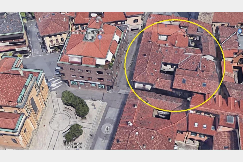 Palazzo in Vendita Vimercate