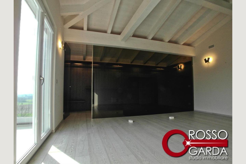Villa classe A vendita Lonato camera 1 Padronale