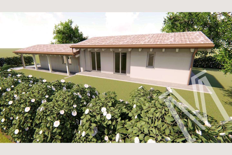 esterni villa nuova Soiano vendita