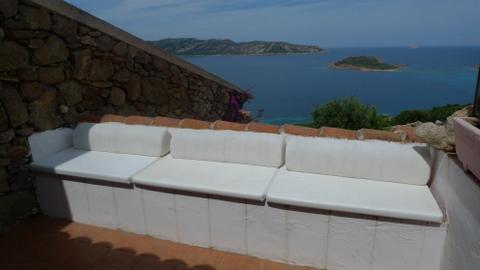 Appartamento con Incantevole Vista Mare - Villaggio EST Capo Coda Cavallo
