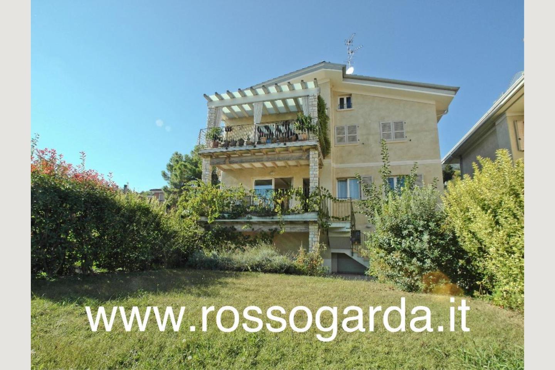Villa Bifamiliare vendita Padenghe giardino