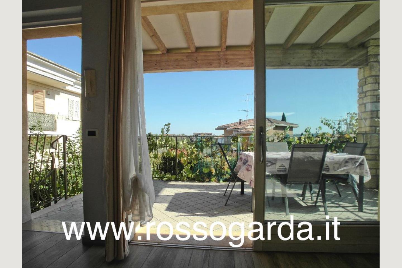 Terrazza Villa Bifamiliare vendita Padenghe
